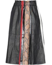 Belstaff Midi Skirt - Black