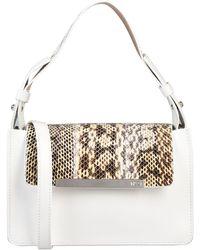 N°21 Cross-body Bag - White