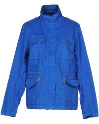 Aigle Jacket - Blue