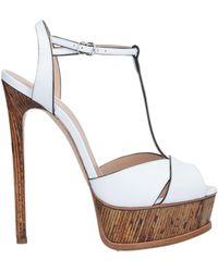 Casadei Sandals - White