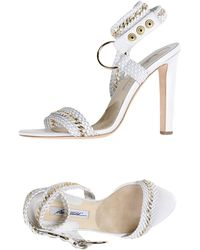 Brian Atwood Sandals - White