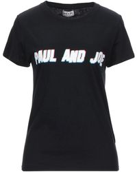 Paul & Joe Camiseta - Negro