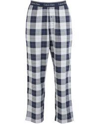 Calvin Klein Pyjama - Blau