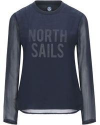 North Sails - T-shirt - Lyst