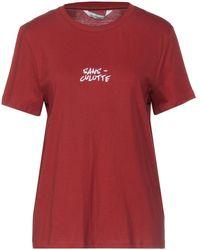 ELEVEN PARIS Camiseta - Rojo