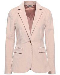 Altea Suit Jacket - Pink