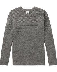 S.N.S. Herning Pullover - Grigio