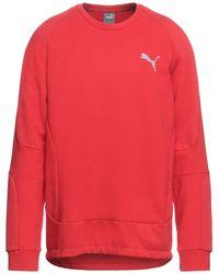PUMA Sweatshirt - Red