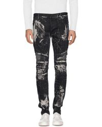 Balmain Denim Pants - Black
