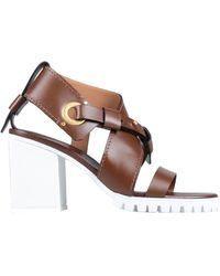 Chloé Sandals - Brown