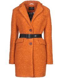 Mason's Coat - Orange