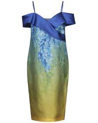 ATELIER NICOLA D'ERRICO Knee-length Dress - Blue
