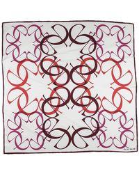 Elie Saab Square Scarf - Multicolour