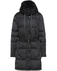 Rino & Pelle Down Jacket - Black