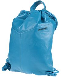 Jimmy Choo Backpacks & Bum Bags - Blue