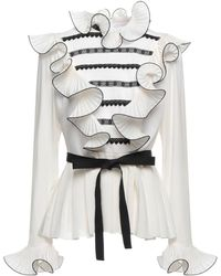 Andrew Gn Blusa - Bianco