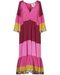 Figue Beach Dress - Multicolor