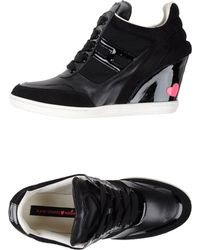 Katie Grand Loves Hogan High-tops & Sneakers - White