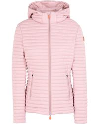 Save The Duck - Synthetic Down Jacket - Lyst