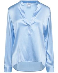 RSVP Blouse - Bleu