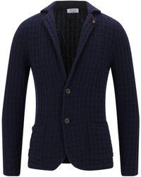 Heritage Suit Jacket - Blue