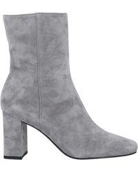 Bibi Lou Ankle Boots - Grey