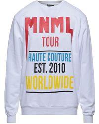 MNML Couture Sweatshirt - White