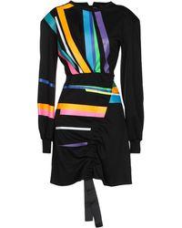 Fyodor Golan - Short Dress - Lyst