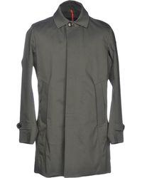 Rrd - Overcoat - Lyst