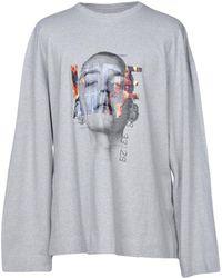 Juun.J T-shirt - Grey