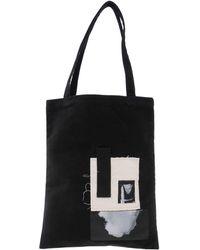 Drkshdw by rick owens Shoulder Bag in Black  fe9d00cc92f91