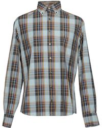 Michael Bastian Camisa - Gris