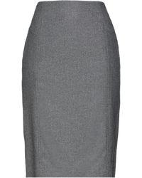 Schneiders Midi Skirt - Gray