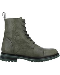 Pollini Ankle Boots - Green