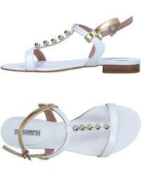 Donna Più Sandals - White