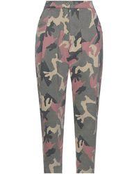 Souvenir Clubbing Denim Trousers - Multicolour