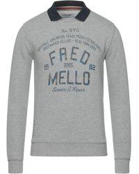 Fred Mello Sweatshirt - Grey