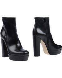 FOOTWEAR - Shoe boots Giampaolo Viozzi saPLp