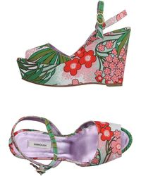 Manoush Sandals - White