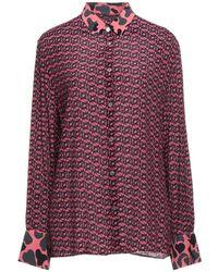 PS by Paul Smith Camisa - Rojo