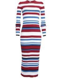 Mrz 3/4 Length Dress - Multicolour
