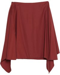 Valentine Gauthier Midi Skirt - Brown
