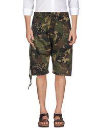 Haculla Bermuda Shorts - Green