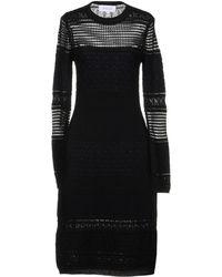 10 Crosby Derek Lam Knee-length Dress - Black