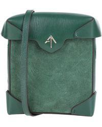MANU Atelier Cross-body Bag - Green