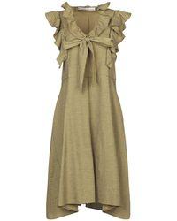 Golden Goose Deluxe Brand Knee-length Dress - Yellow