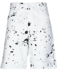 OAMC Shorts & Bermuda Shorts - White