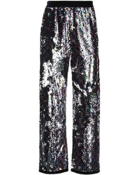 Shirtaporter Casual Trousers - Multicolour