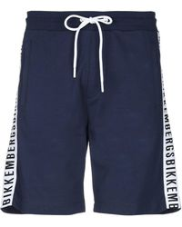Bikkembergs Shorts & Bermuda Shorts - Blue
