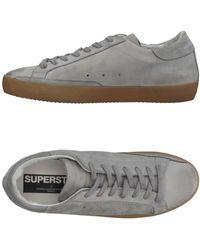 Golden Goose Deluxe Brand Low Sneakers & Tennisschuhe - Grau